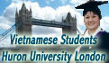 Vietnamese Students in Huron University London